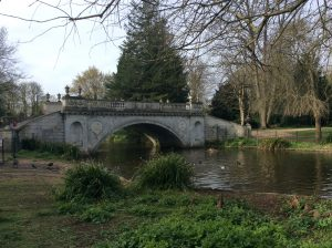 bridge Chiswick House