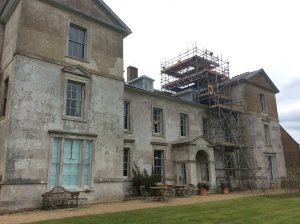 Leith Hill Place - waiting for a new future