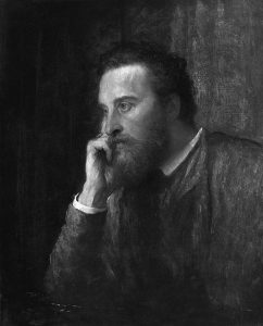 Edward Bulwer Lytton by George_Frederic_Watts