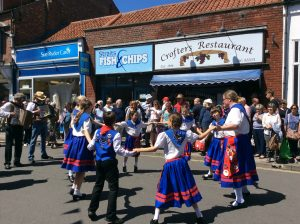 Sheringham Potty Morris and Folk Festival