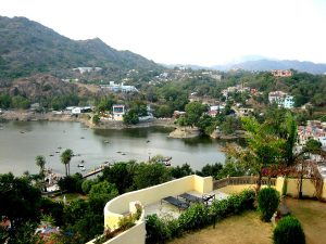 Brahma Kumaris headquarters on Mount Abu