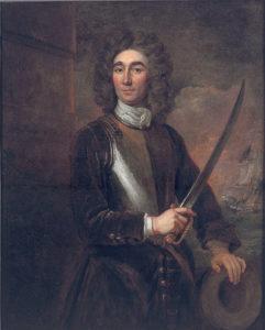 Admiral John Benbow