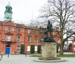 Charles Darwin, Shrewsbury School