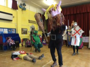 Mummers Play