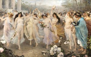 Floralia by Hobbe_Smith (1898)