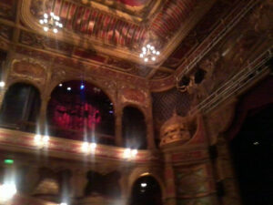 Hackney Empire 2015