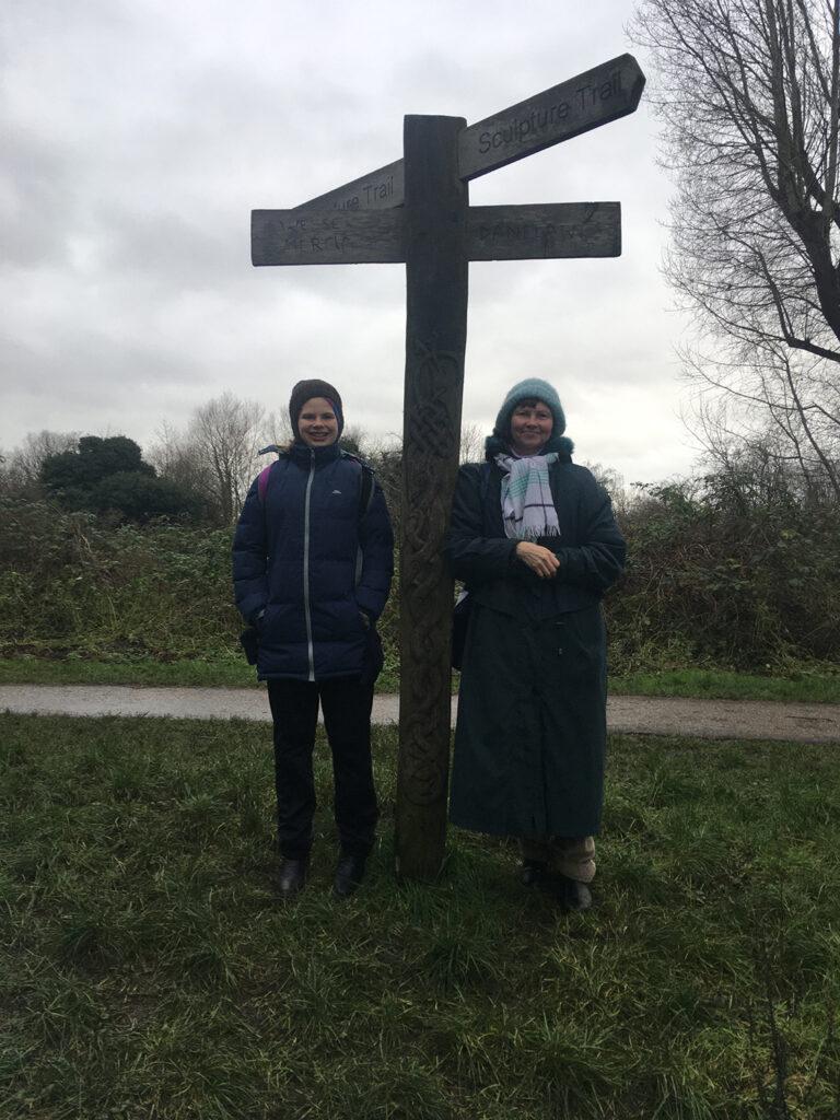 Viking Border post